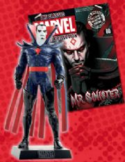 Classic Marvel Figurine Collection #080 Mr Sinister Eaglemoss Publications